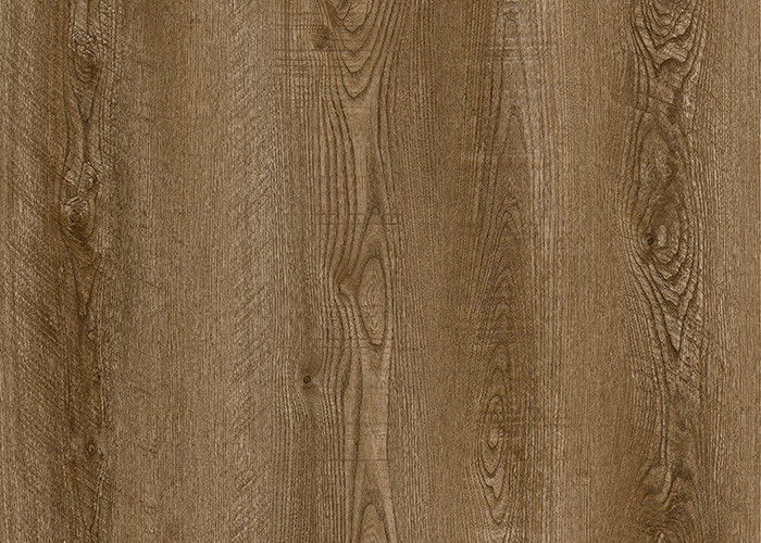 Bedroom Decor Wood Grain PVC Film Environmental Friendly PVC Material