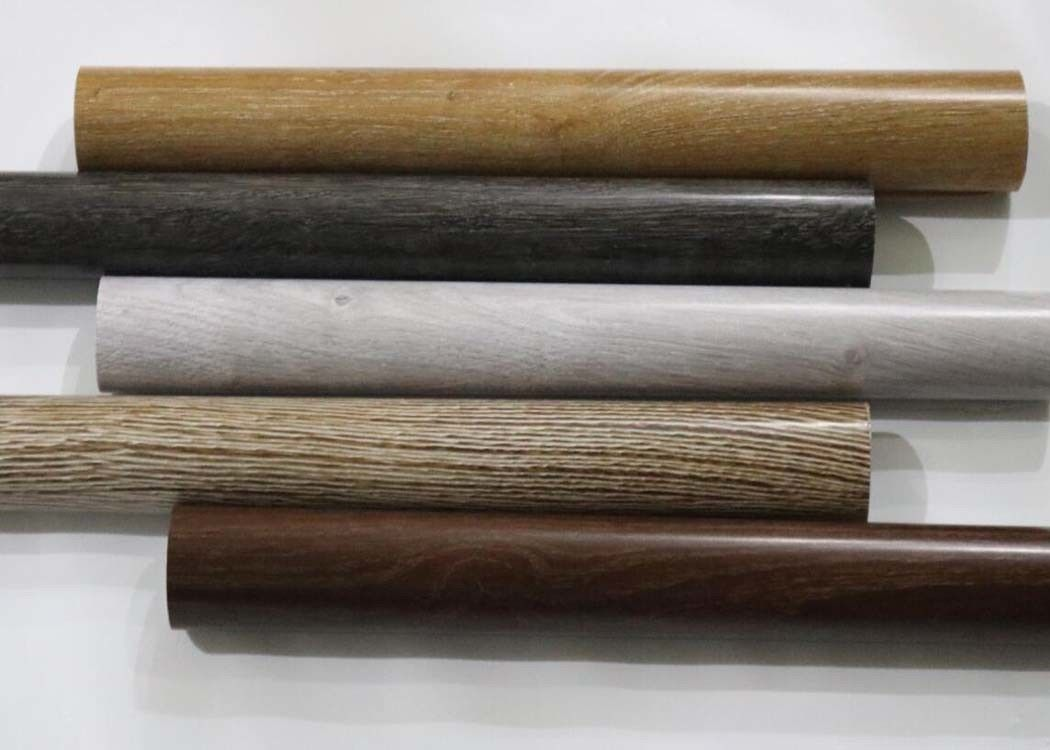 Wood Grain PVC Film,Decorative vinyl film