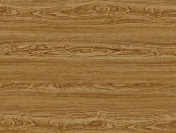 Cherry Wood LVT Plank Flooring Unilin Click Anti Slip Cosy Experience Long Life Time