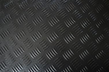 Three Leaf Designs PVC Vinyl Plank Flooring For Corporate Or Office Spaces
