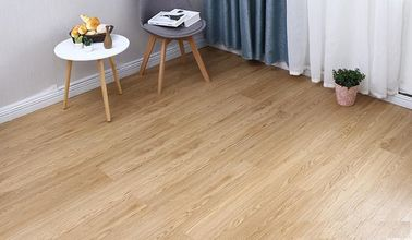 Wood Grain LVT Click Flooring / Lvt Kitchen Flooring Thickness 4.0mm Or 5.0mm