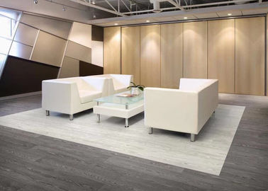 4.0mm Thick SPC Click Flooring ,meeting room office flooring saves installation time